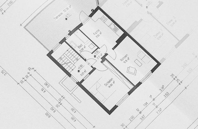 Checkliste Bauantrag Bauzeichnung